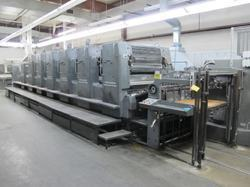 Heidelberg SM 102-S L 6 Color Used Offset Press Machine