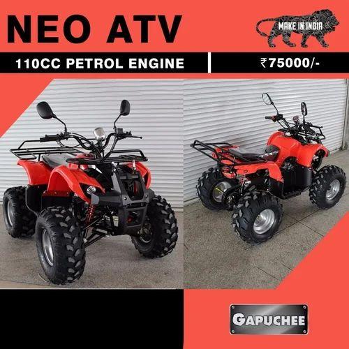 110 Cc Neo Atv Rs 75000 Piece Gapuchee Id 11473520530