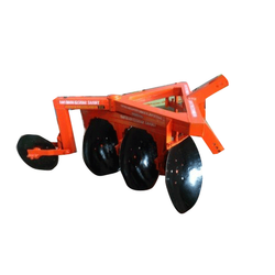 Mild Steel Tractor Mounted Disc Plough, 3