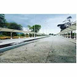 Walkway Tensile Structure Canopy
