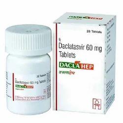 Daclahep Tablets, 28 Tablets