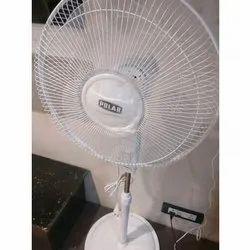 3 Electric White Polar Pedestal Fan