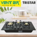 Ventair Gas Hobs Tristar