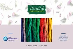 Stranded Cotton Skeins