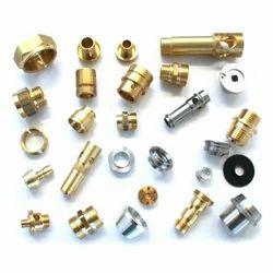 Precision Aluminum And Copper Components
