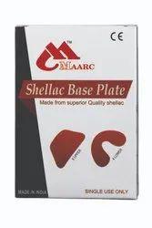 MAARC Dental Shellac Base Plate