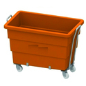 Garbage Bin with Trolley