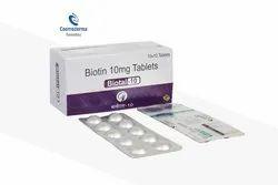 Biotin 10mg tablets