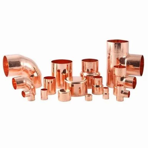 Hospital Copper Pipe Fitting