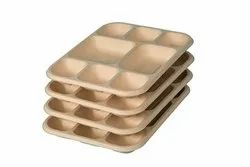 Biodegradable Tray 8cp