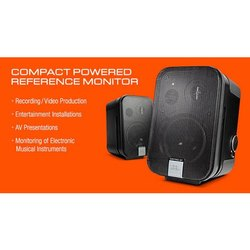 2.0 Black JBL 2PS Control Active Speaker