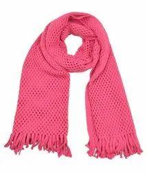 Ashfa Handloom Party Wear Ladies Woolen Stole