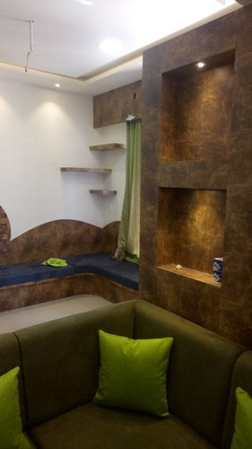 Luxurious Flat Interior