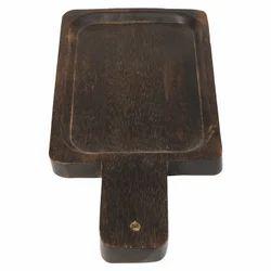 Wooden Platter - Square