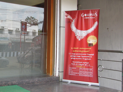 Standee Banner Printing Service