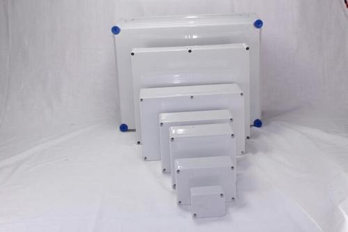 PVC Plastic Enclosures (Junction Boxes)