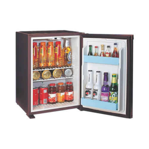 Haier Metal Mini Bar Refrigerator For Hotel Room 50 L