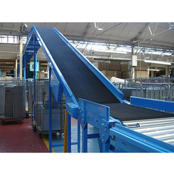 Over Head Belt Conveyor