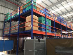 Multitier Mezzanine Floor