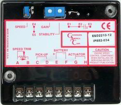 ESD2210 Governor Speed Control