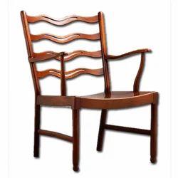 Brown Modern Wooden Chair