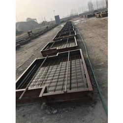 Flyover Wall Framework  Shuttering
