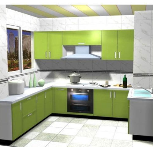Pleasant Pvc Modern Kitchen Cabinet Beutiful Home Inspiration Truamahrainfo