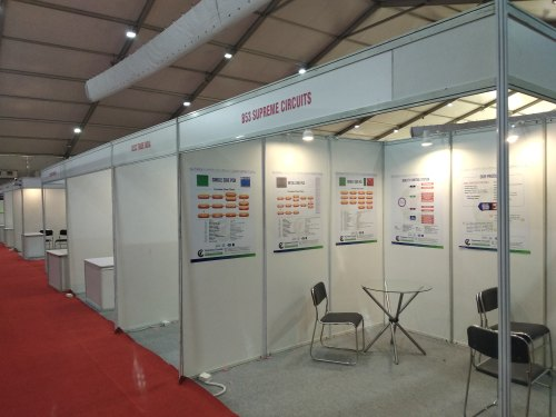 Exhibition Stalls Fabricators In Delhi