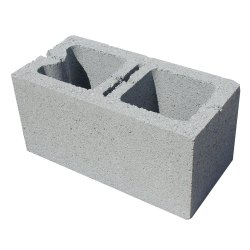 Rectangle Concrete Hollow Block, For Construction
