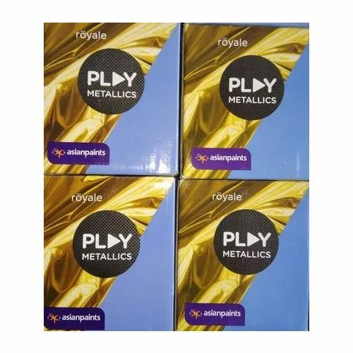 Asian Paints Royale Play Gold Packaging Type Bucket Pack Size 10kg Rs 1060 Ltr Id 20681393855