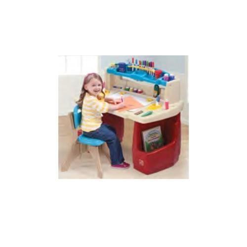 Ok Play Deluxe Art Master Desk Tm