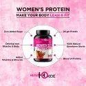 HealthOxide Women''s Protein Chocolate 1 Kg