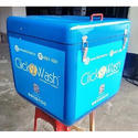 Blue Frp Garment Delivery Box