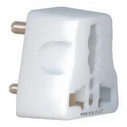 Press Fit 3 Pin Conversion Plug