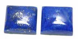 Lapis Lazuli Square Cabochon Gemstone