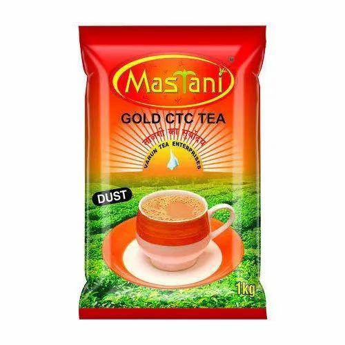 Gold CTC Tea Dust