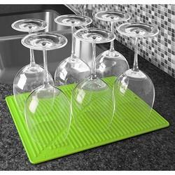 Rubber Silicone Glass Drying Mat