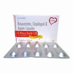 Z-Rosu Gold 10 Capsules