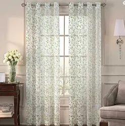 52 X 60 Inch Robin Florencia Sheer Curtain