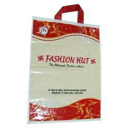 Loop Handle Polythene Bag