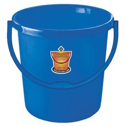 Stripe Plastic Bucket