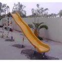 Playground Fiber Slide