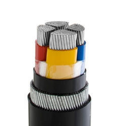 Aluminium Armored PVC Cable