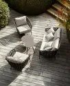 Outdoor Rope Dining Set