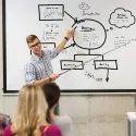 Retractable Pointer Teacher Pointer Stick