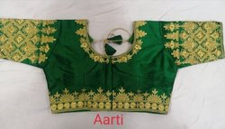 Aarti Heavy Work Embroidery Blouse
