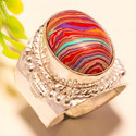Multicolor Gemstone Ring