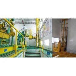 Fully Pneumatic Operated Platform