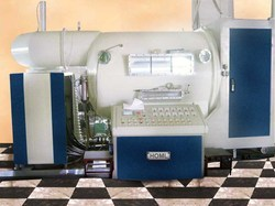 Roll Coating Vacuum Metalliser