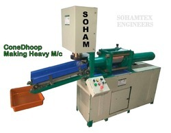 Heavy Model Cone Dhoop Making Machine